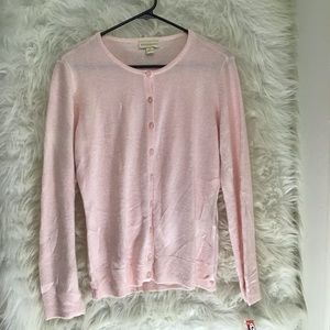 Appleseed sweater NWOT